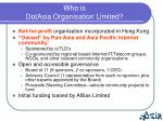 who is dotasia organisation limited
