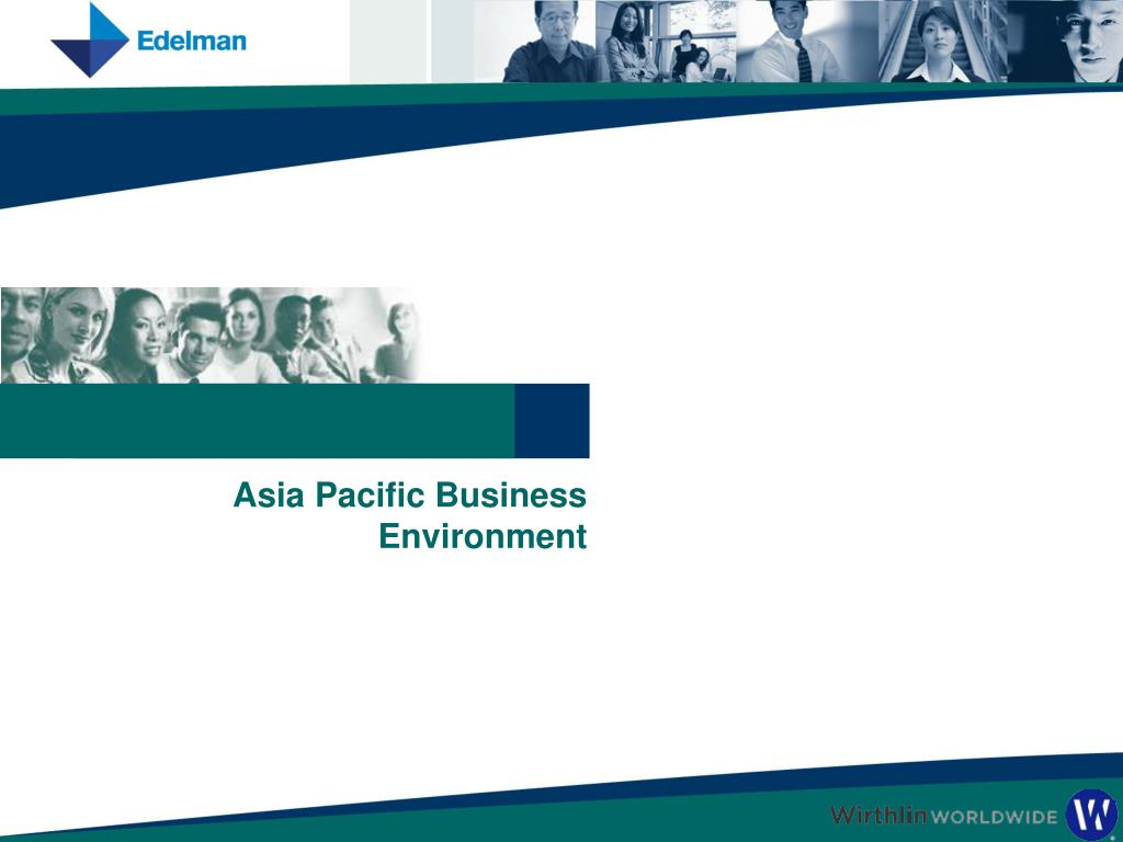 Asia Pacific Business Environment