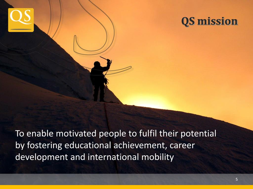 QS mission