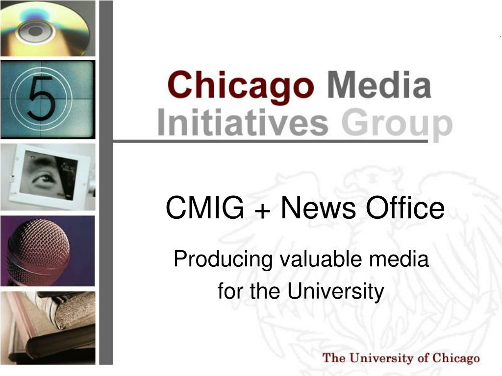 CMIG + News Office