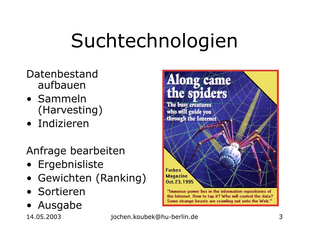 Suchtechnologien