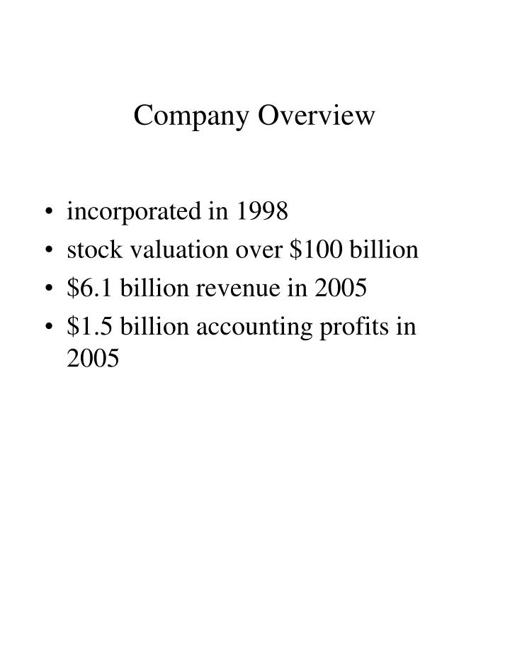 Company overview l.jpg
