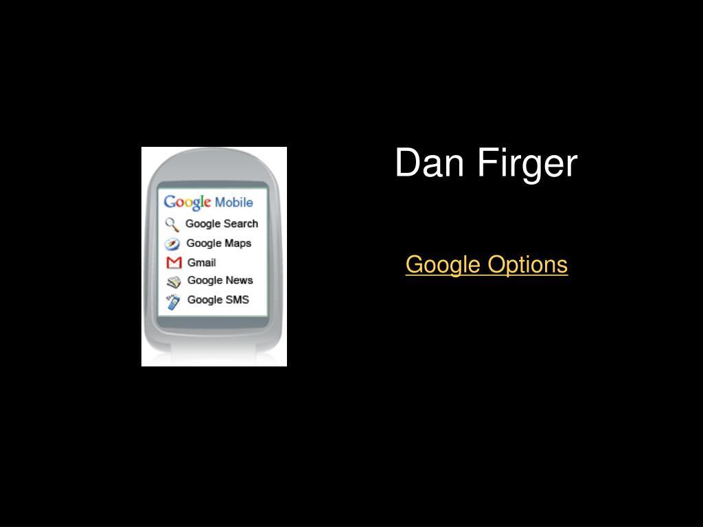 Dan Firger