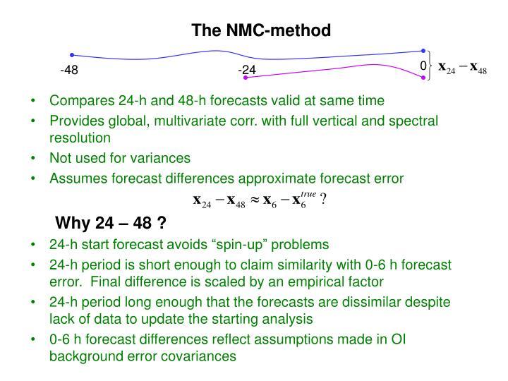 The NMC-method