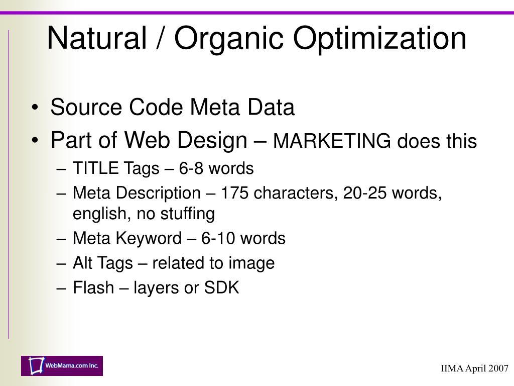 Source Code Meta Data