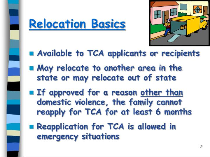 how to ask for relocation assistance