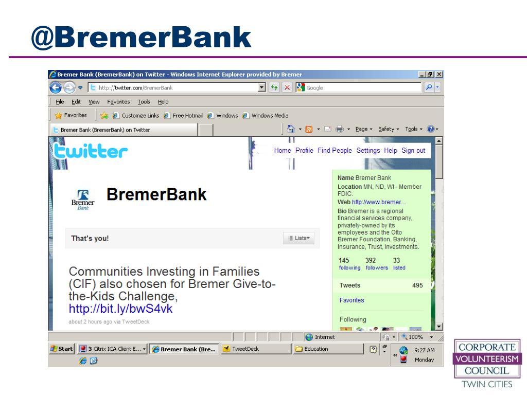 @BremerBank