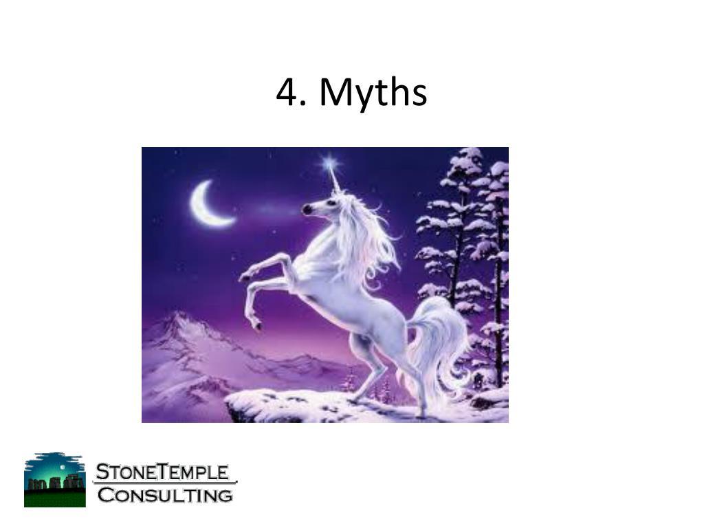 4. Myths