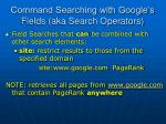 command searching with google s fields aka search operators50