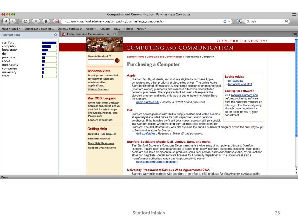 Stanford Infolab