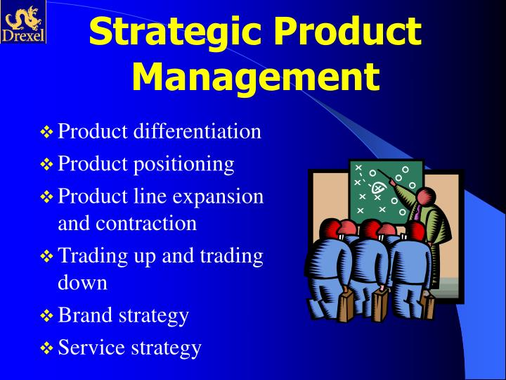 Strategic Product Management