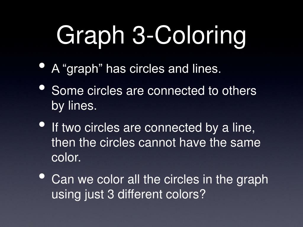 Graph 3-Coloring