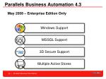 parallels business automation 4 3