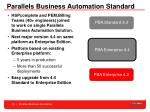 parallels business automation standard16