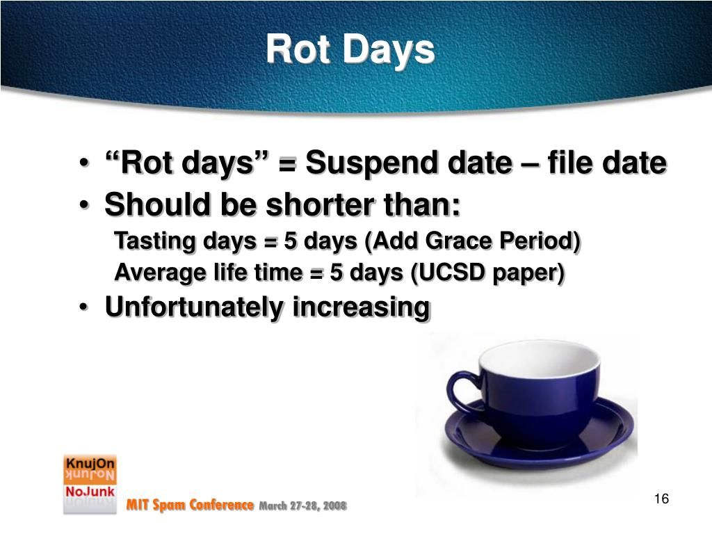 Rot Days