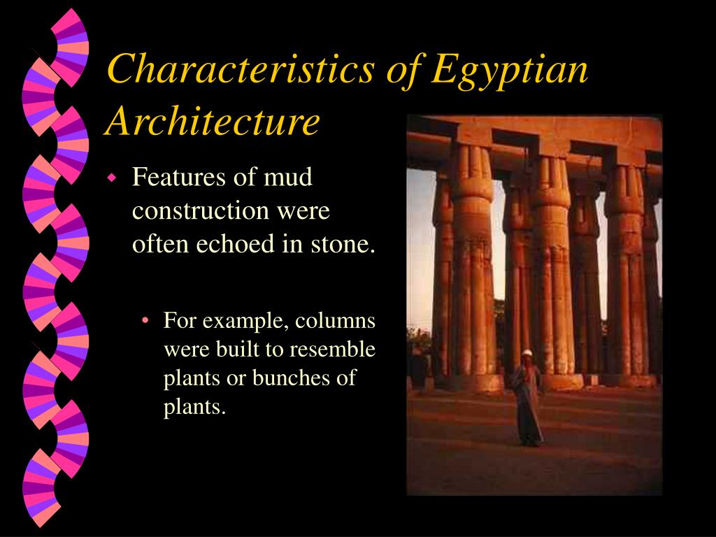 Ppt Egyptian Architecture Powerpoint Presentation Id