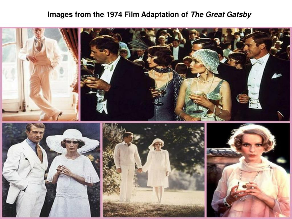 Images from the 1974 Film Adaptation of