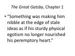 the great gatsby chapter 111