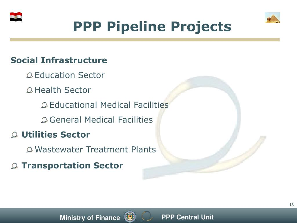 PPP Pipeline Projects