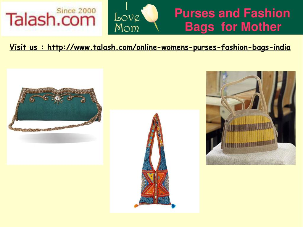 Purses and Fashion