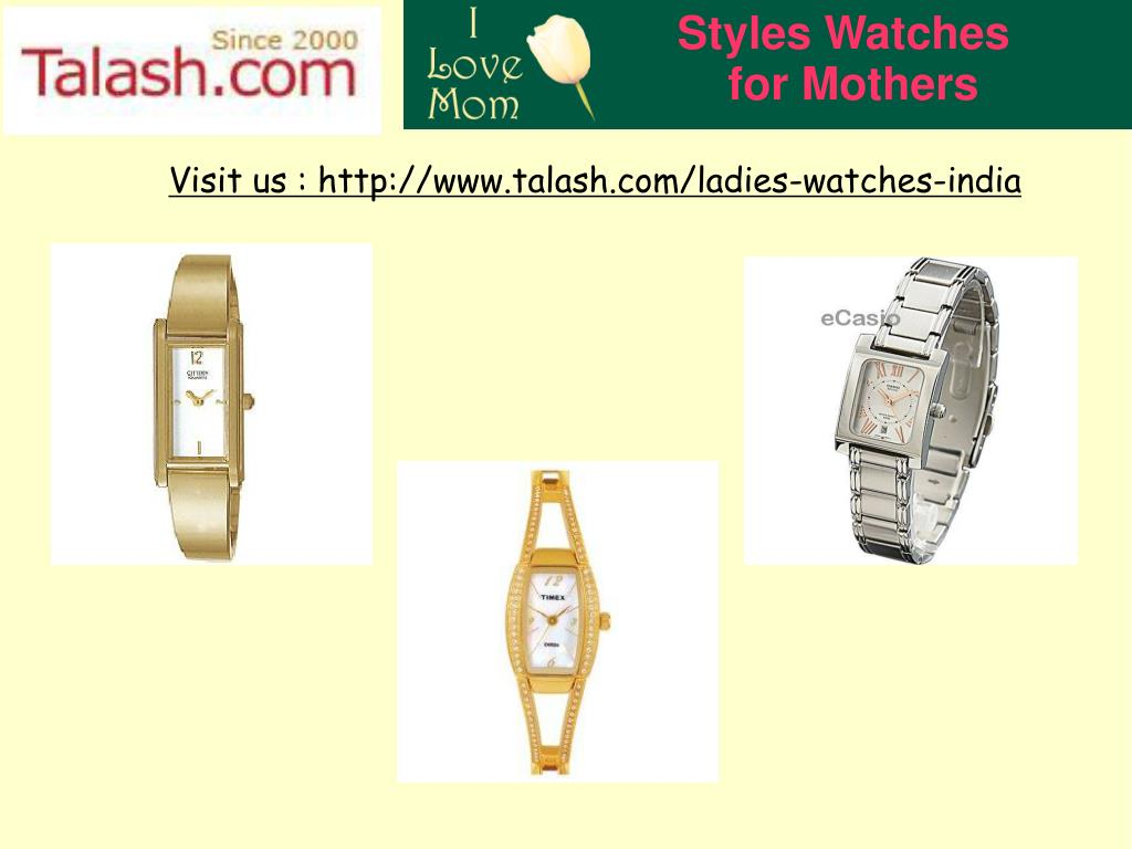 Styles Watches