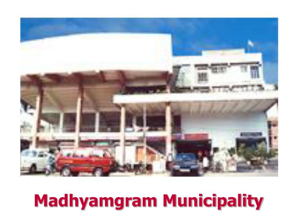 Madhyamgram Municipality