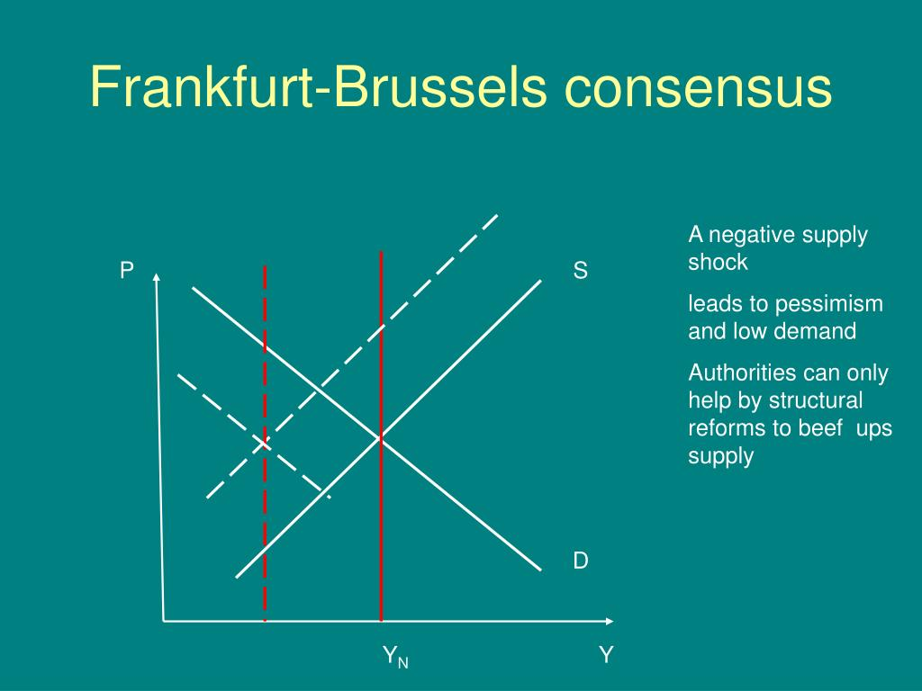 Frankfurt-Brussels consensus
