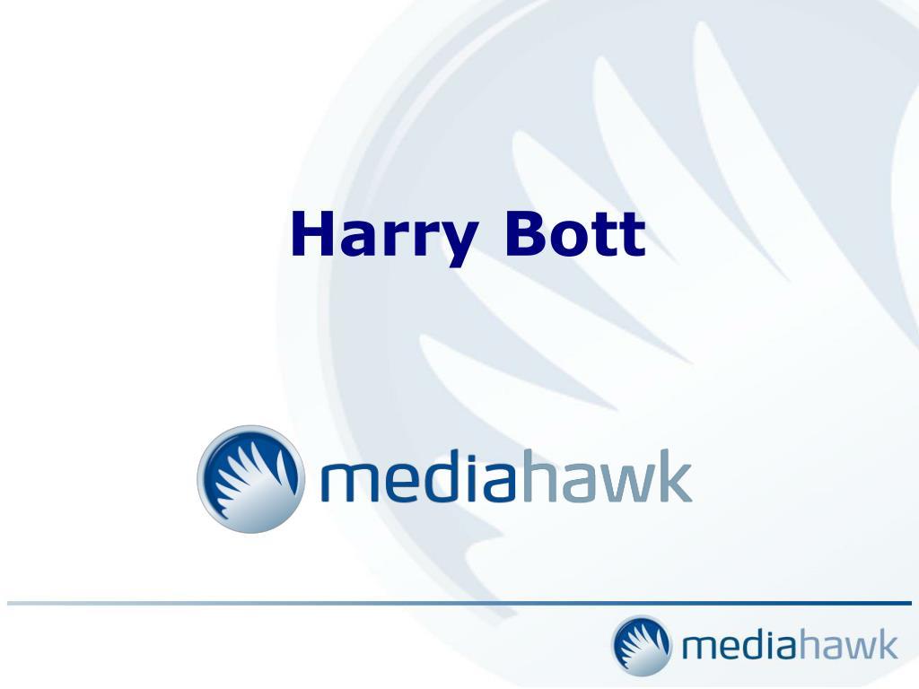 Harry Bott