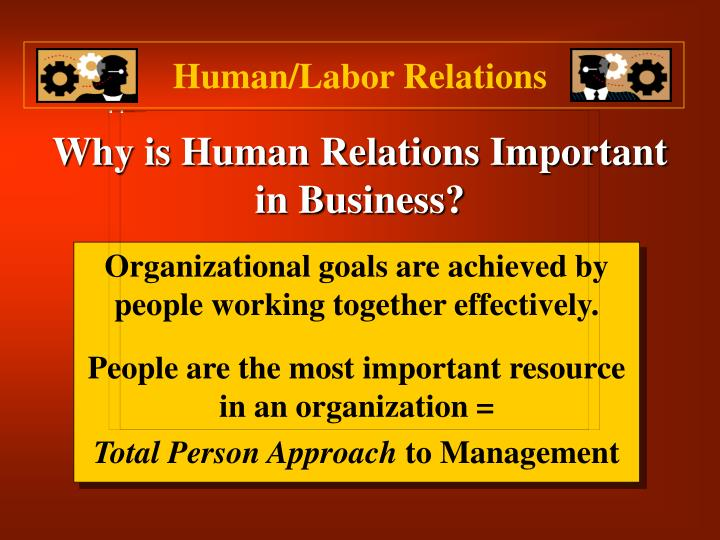 Why is human relations important in business l.jpg