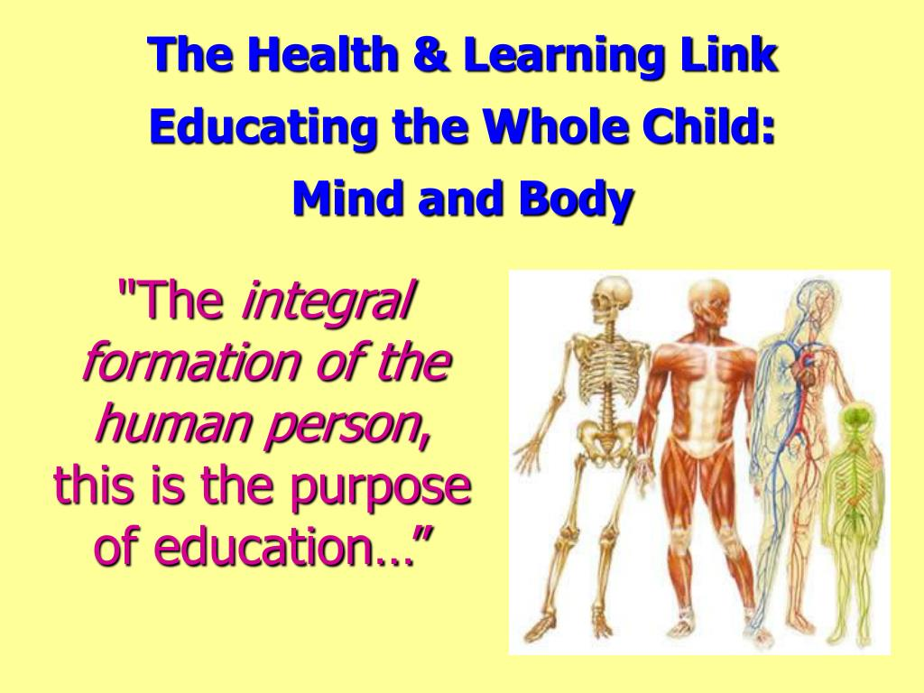 The Health & Learning Link