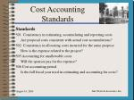 cost accounting standards1