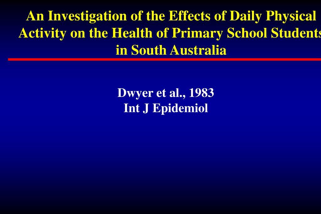Dwyer et al., 1983
