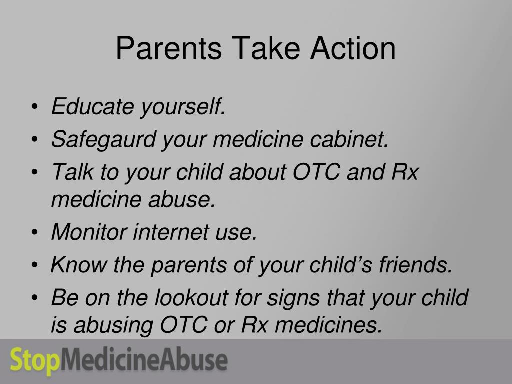Parents Take Action