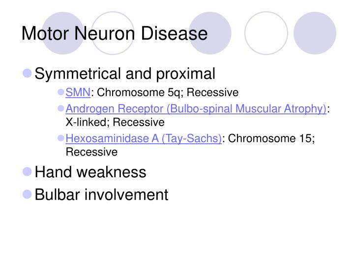 Ppt approach to a child with weakness powerpoint for Motor neurone disease signs and symptoms