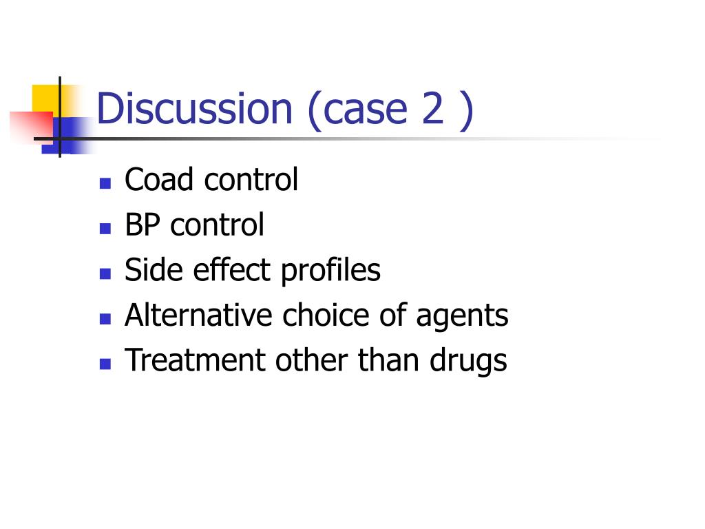 Discussion (case 2 )