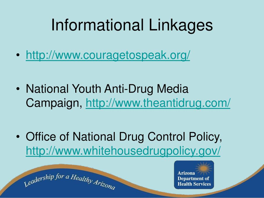 Informational Linkages