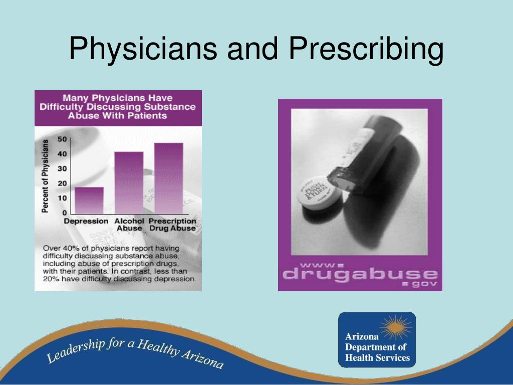 Physicians and Prescribing