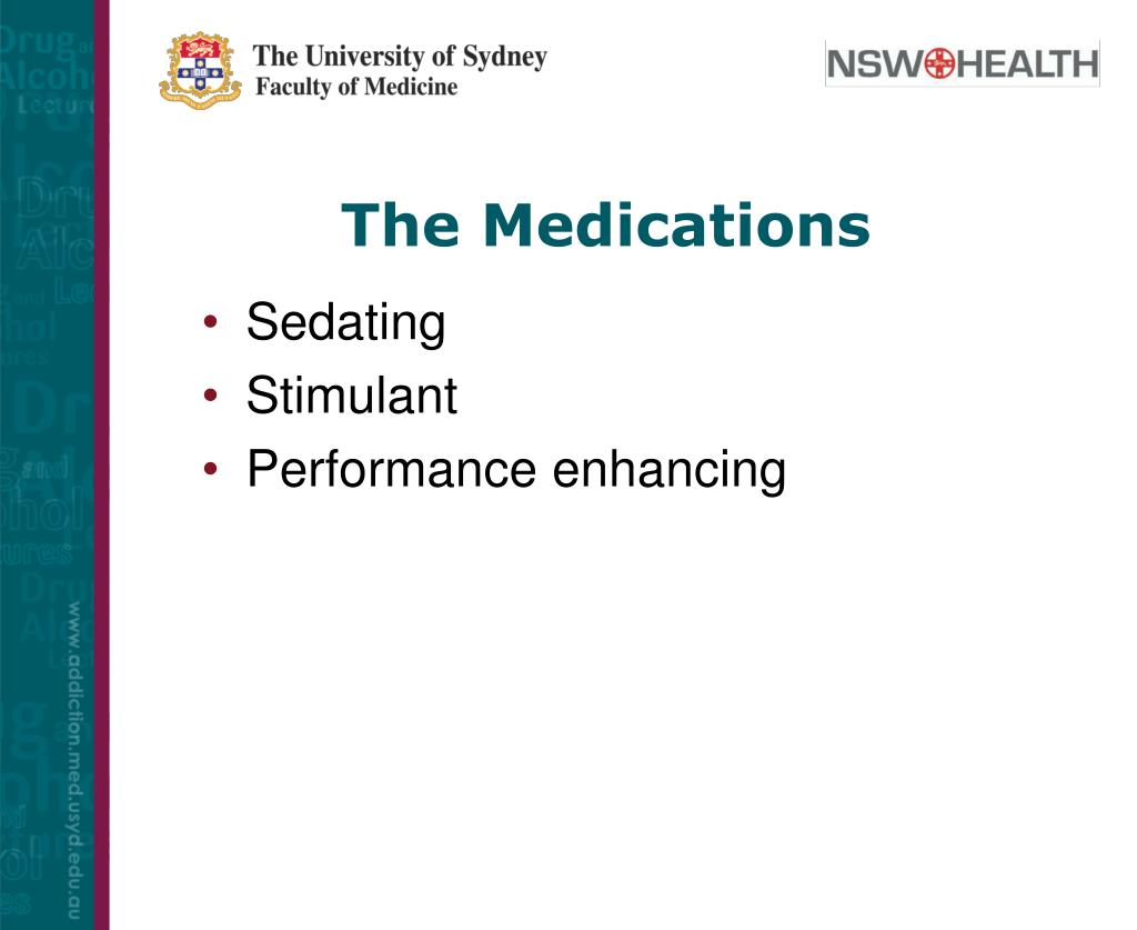 The Medications