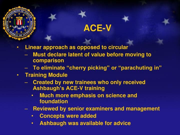 ACE-V