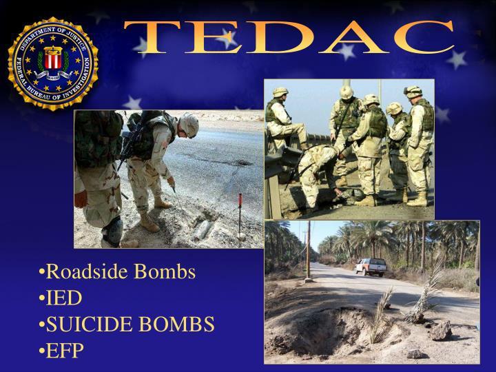 TEDAC