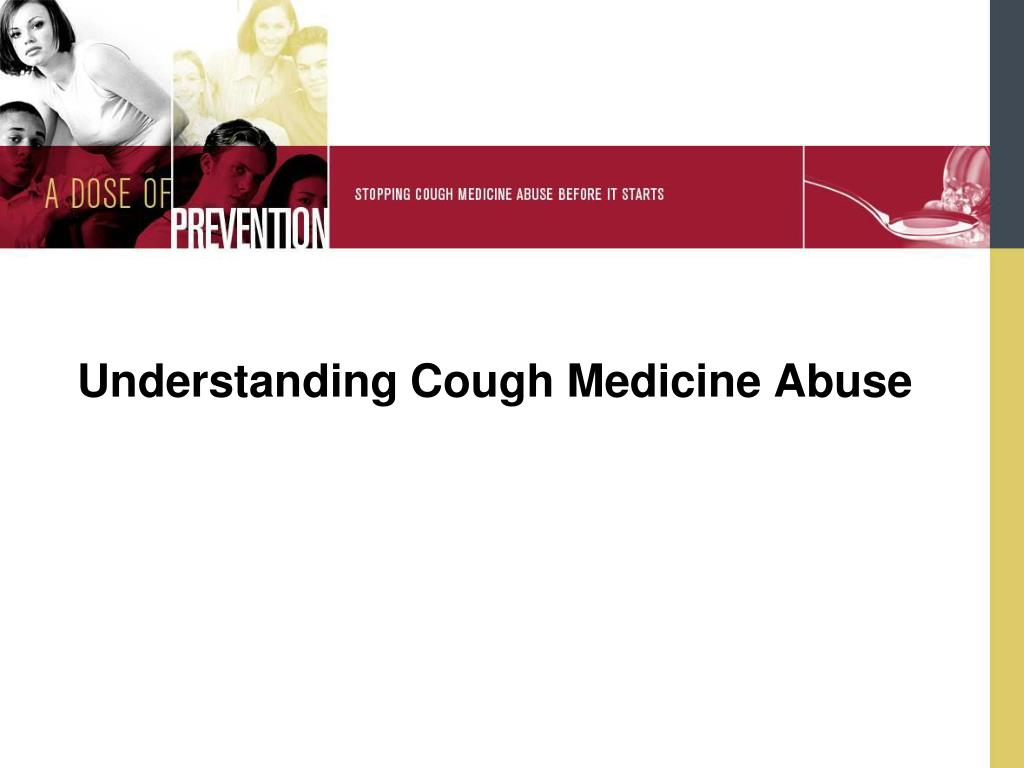 Understanding Cough Medicine Abuse