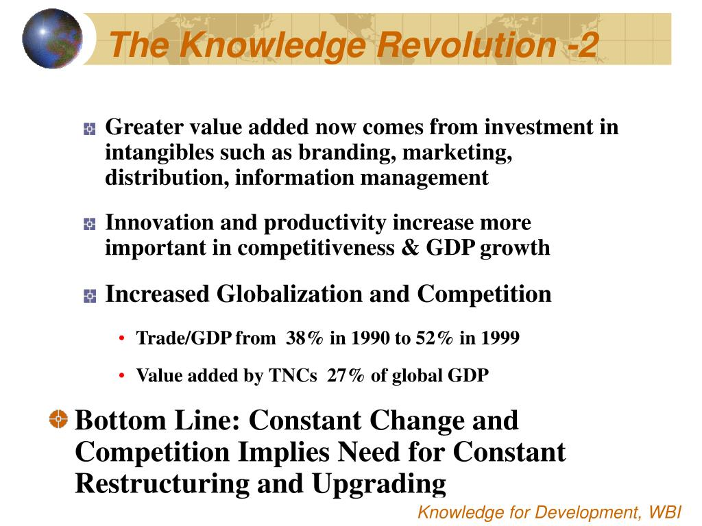 The Knowledge Revolution -2
