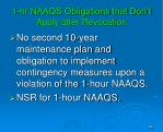 1 hr naaqs obligations that don t apply after revocation2