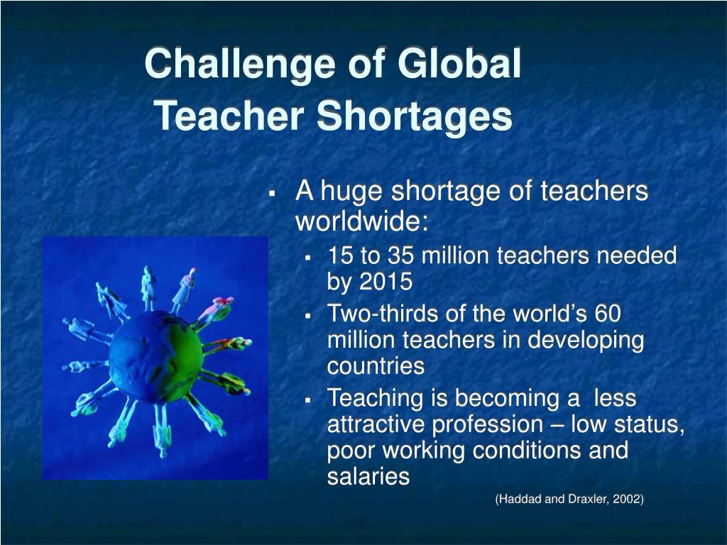 Challenge of Global