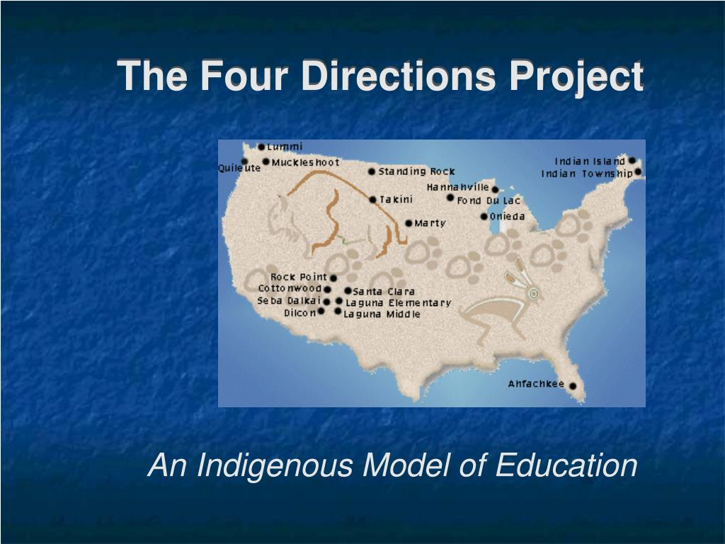 The Four Directions Project