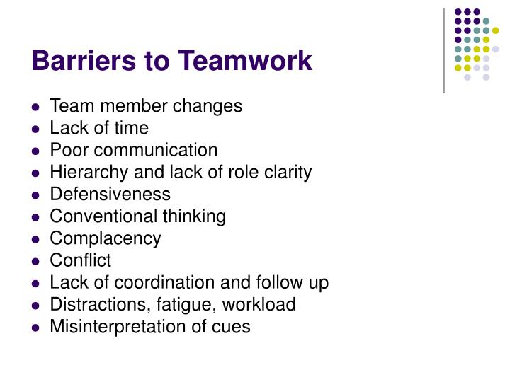 barriers-to-teamwork-n Team Performance Plan Example on performance plan development, sales incentive programs examples, goals examples, performance management plan, financial report examples, performance action plan sample, people development plans examples, sales compensation plans examples, performance plan graphics, business plans examples, performance plan chart, performance plan review, performance plan goals, sales quota examples, employee pip examples, sales tactics examples, performance goals objectives, place examples, areas of improvement examples, vendor management scorecard examples,