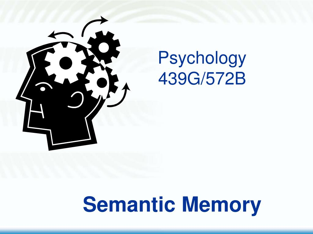 Psychology 439G/572B