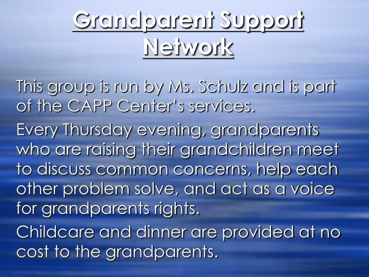 Grandparent Support Network