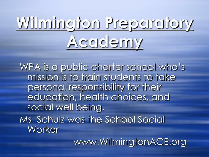 Wilmington Preparatory Academy