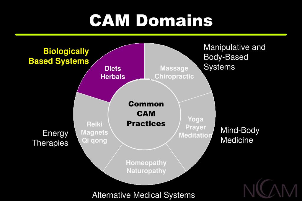 CAM Domains